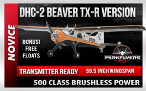 DHC-2 Beaver Select Scale Tx-R