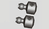 Falcon 400 Spacing Ball Joints Set