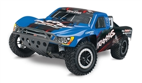 Nitro Slash: 1/10-Scale Nitro-Powered 2WD Short Course Racing Truck