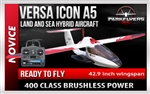 Versa Hybrid Rc Electric Airplane