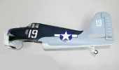 Art-Tech F6F Hellcat Fuselage Set
