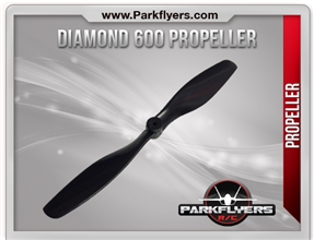 Diamond 600 Propeller