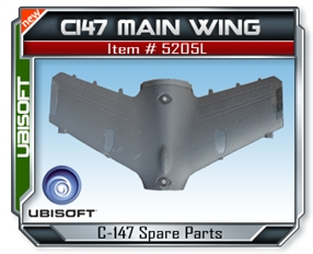 Splinter Cell C147 Main Wing