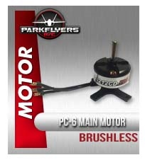 PC-6 Brushless Motor