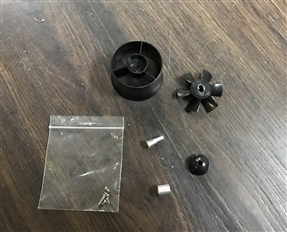 F-86 Sabre Ducted Fan Set (without Motor)