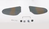 P40 Micro Stabilizer Wing Set