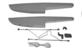 Wing Dragon II and III Float Set