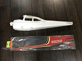 Art-Tech Cessna 1/5 Scale Super Class Fuselage Set