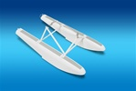 Cessna 1/5 Scale Super Class Float Set