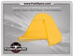 Piper Cub Vertical Fin/Rudder
