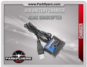 Charger USB Dual Port Alias