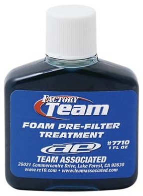 Associated Factory Team Pre-Filter Treatment Oil