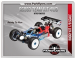 Associated 1/8 RC8B3 Factory Team Nitro 4WD Kit