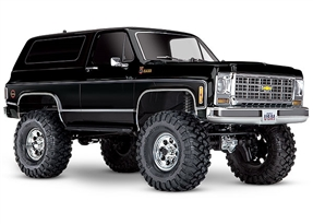 82076-4 - TRX-4 Scale and Trail Crawler with 1979 Chevrolet Blazer Body
