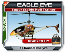 "Eagle 17"" RC Heli"
