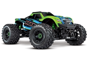 Maxx: 1/10 Scale 4WD Brushless Electric Monster Truck. Fully assembled, Ready-to-Race