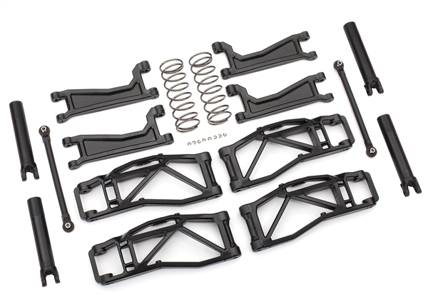 "Suspension kit, WideMaxxâ""¢, black"