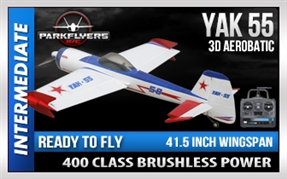 Yak 55 3D Aerobatic RC Airplane