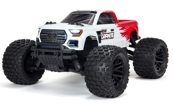 1/10 GRANITE 4X4 V3 MEGA 550 Brushed Monster Truck RTR