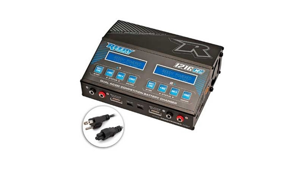 Reedy 1216-C2 Dual AC/DC  Battery Charger