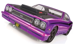 DR10 Drag Race Car, 1/10 Brushless 2WD