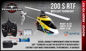 200 S RTF with SAFE Technology