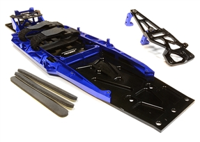 Billet Machined Complete LCG Chassis Conversion Kit