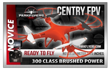 Centry FPV WiFi HD Drone RTF