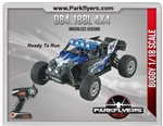 1/18 DB4.18BL Brushless 4WD RTR