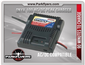 Onyx 100 AC/DC Peak Charger NiCd NiMH