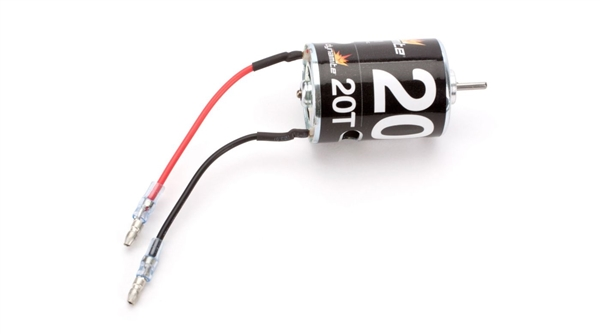Dynamite 20-Turn Brushed Motor AMP MT