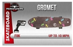 "Fiik ""The Gromet"" Electirc RC Skateboard - Junior"