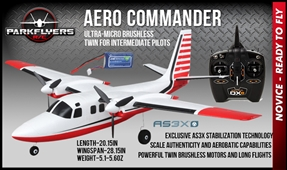 Aero Commander Ready to Fly