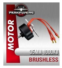Brushless Motor 35mm 1000KV