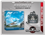 "RealFlight 7.5 w/Mode 2 ""USB InterLink Elite"" Transmitter"