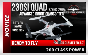 230si Advanced Quadcopter With Video Camera