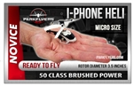 Micro 3-Ch Helicopter with Gyro - iPhone Controlled