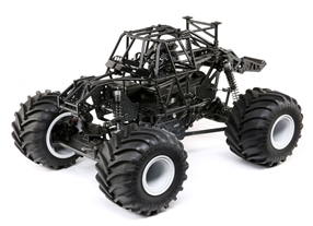 LOS04022 LMT 4WD Solid Axle Monster Truck Roller