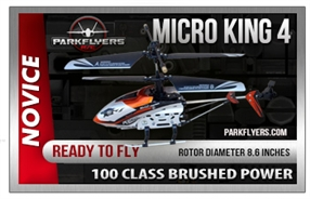 Micro King 4 RC Helicopter