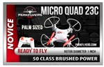Micro Quad 23C - RC Quadcopter