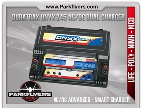 Duratrax Onyx Onyx 245 AC/DC Dual Charger
