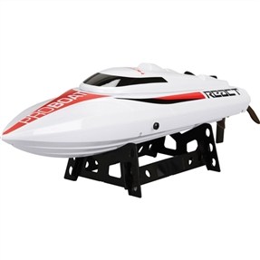 React 17 Inch Self-Righting Brushed Deep-V RTR