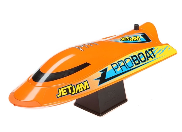 "Jet Jam 12"" Pool Racer, Orange: RTR (PRB08031T1)"