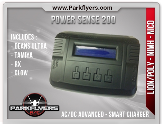 Power Sense 200 Smart Charger