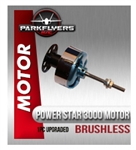 Power Star 3000 Upgraded Brushless Motor