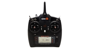 DX6 6-Channel DSMX Transmitter Only Gen 3, Mode 2 (SPMR6750)