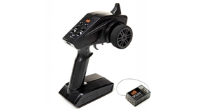 STX3 2.4ghz radio for RC Cars  2 channel