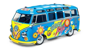 1/10 R/C VW Type 2 (T1) Flower Power (M-05)