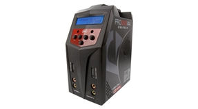 Pro 160W Duo AC/DC LiPo and NiMH Battery Charger (VNR0685)