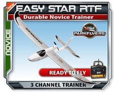 Easy Star RTF Rc Airplane Trainer